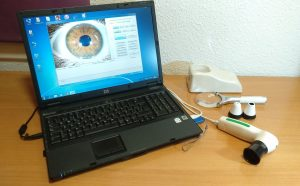 Iriscopio 12mpx Digital