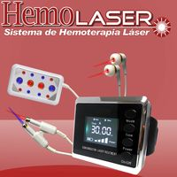 Hemolaser Reloj Terapéutico GY-L2